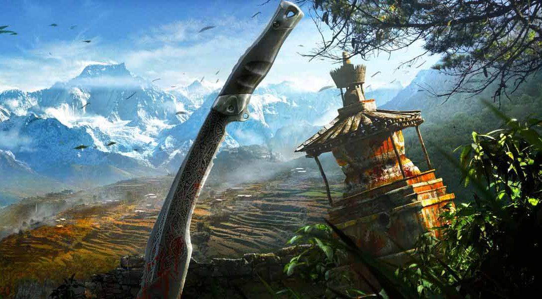 El nuevo tráiler de Far Cry 4 debuta en Gamescom