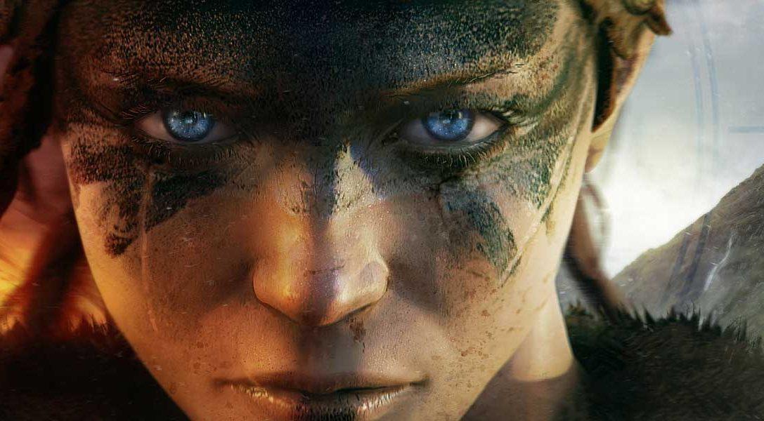 Hellblade anunciado para PS4, del estudio creador de Heavenly Sword, Ninja Theory