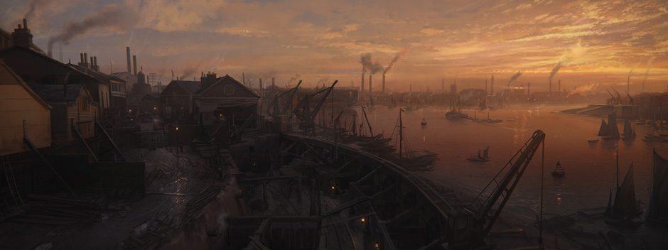 El nuevo tráiler de The Order: 1886 debuta en gamescom 2014