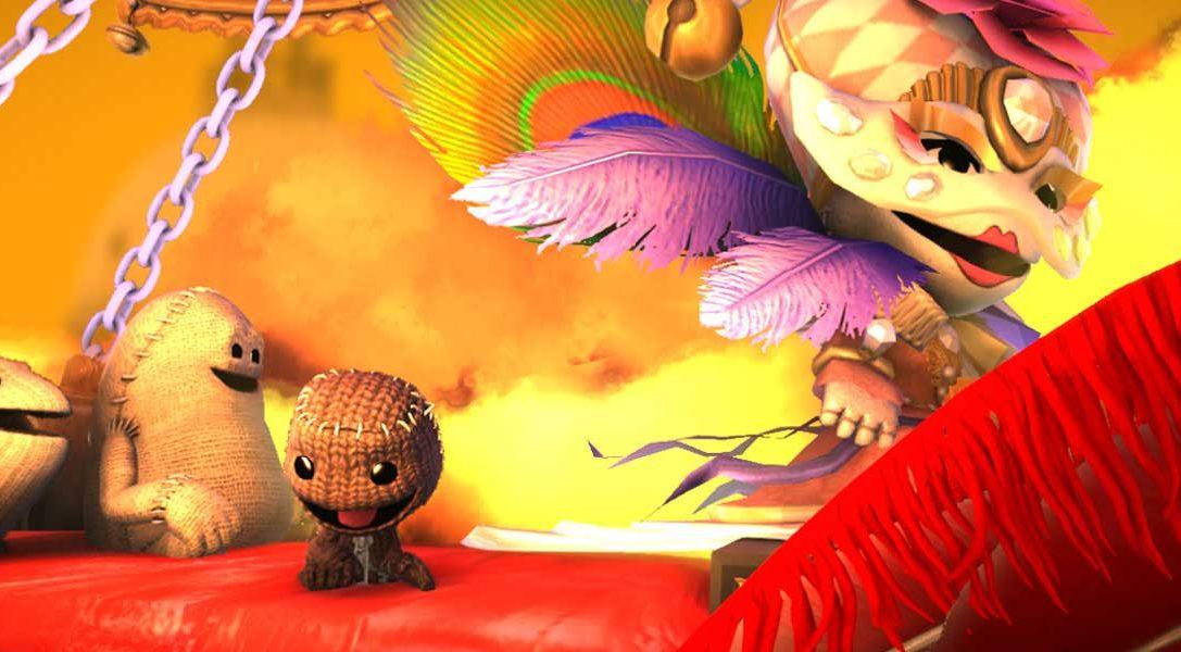 LittleBigPlanet 3: detalle de nuevas funciones y herramientas de creación