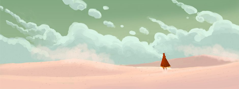Journey y The Unfinished Swan llegan a PS4