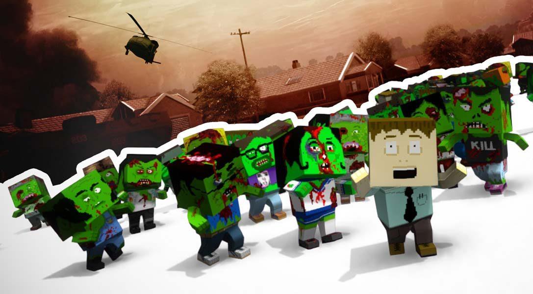 Enfréntate a hordas de muertos vivientes en The Hungry Horde para PS Vita