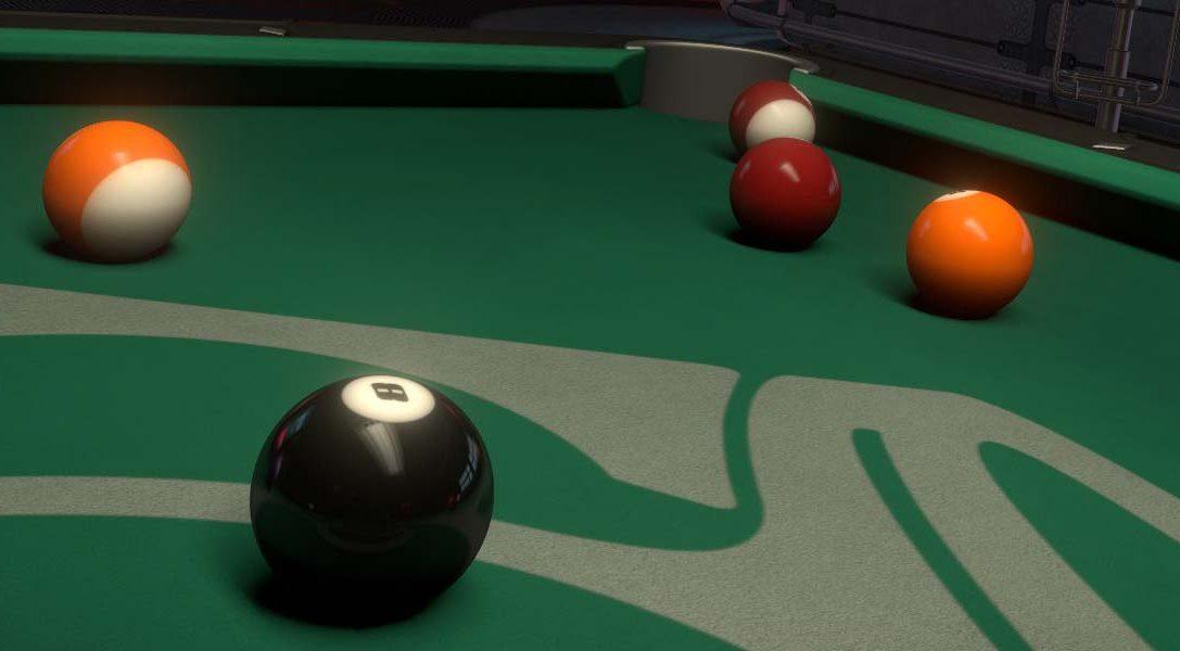 Hustle Kings llegará muy pronto a PS4