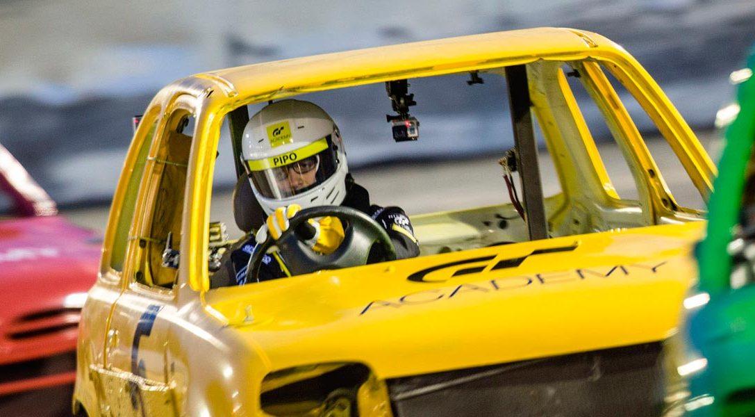 Se pone en marcha el Race Camp europeo de GT Academy 2014