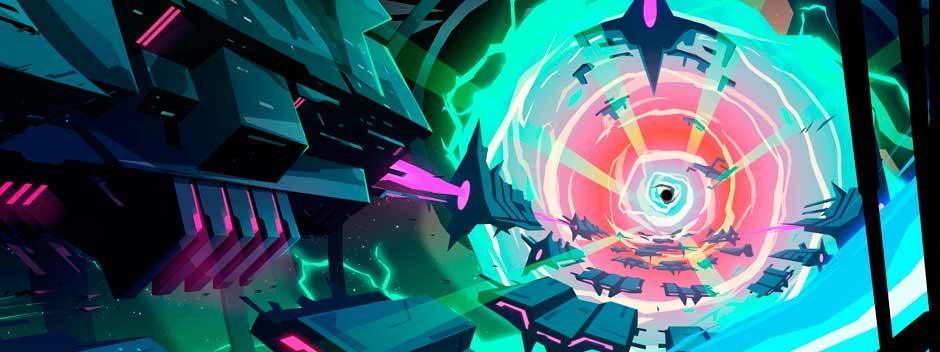 Creando las magníficas explosiones de Velocity 2X en PS4 y PS Vita
