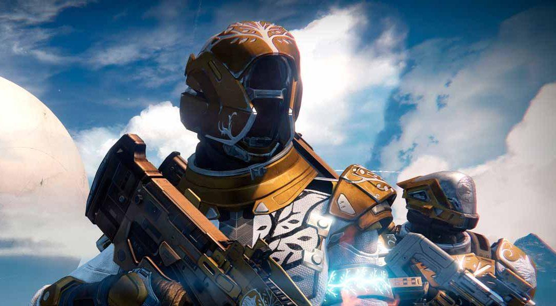El nuevo tráiler de Destiny da detalles de mapas, armas y accesorios exclusivos de PlayStation