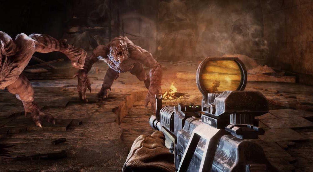 Metro Redux llega a PS4 esta semana