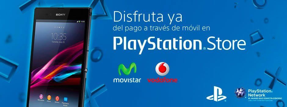La facturación a través del móvil llega a PlayStation Store