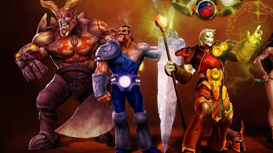 Invokers Tournament, el primer free-to-play español para PS4