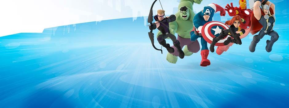 Disney Infinity 2.0: Marvel Super Heroes llega hoy a PS4 y PS3