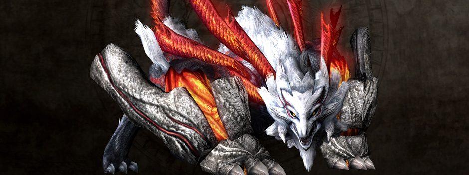 Marduk, de God Eater 2, irrumpe en Soul Sacrifice Delta esta semana