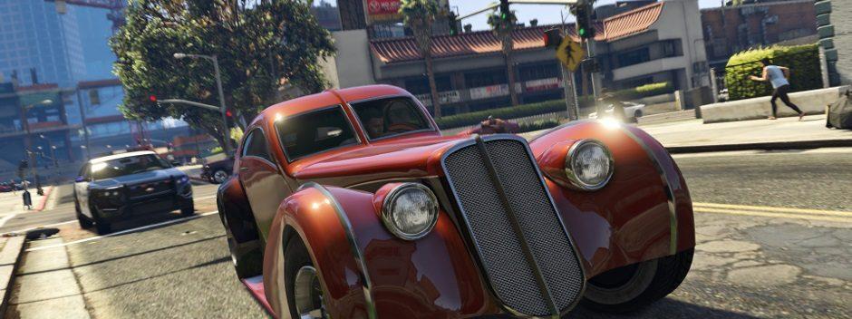 ¡PS4 con Grand Theft Auto V por solo 399,99 €!