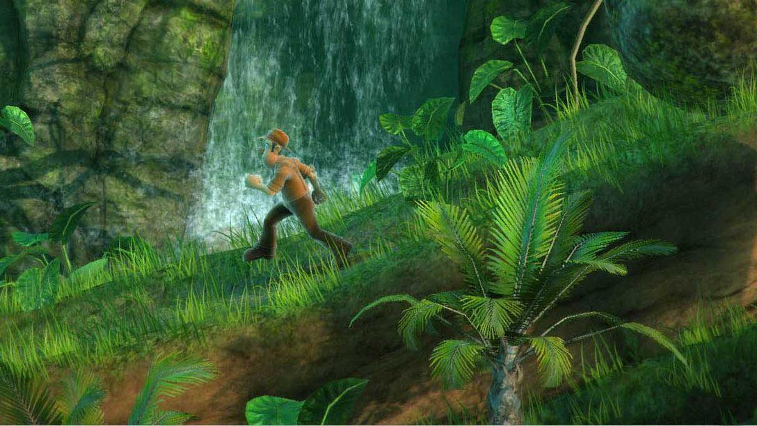 TADEO JONES llegará en octubre a PS4 y PS Vita con nuevas aventuras