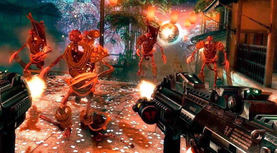 Echa un vistazo al nuevo tráiler de Shadow Warrior para PS4, este shooter renovado