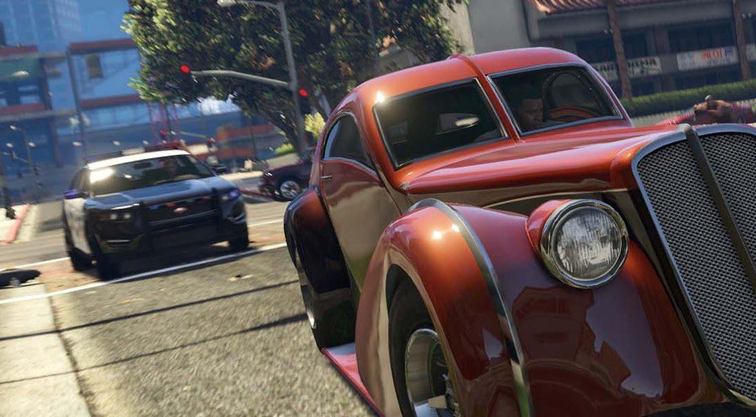 Fecha de lanzamiento y detalles de la reserva de Grand Theft Auto V para PS4