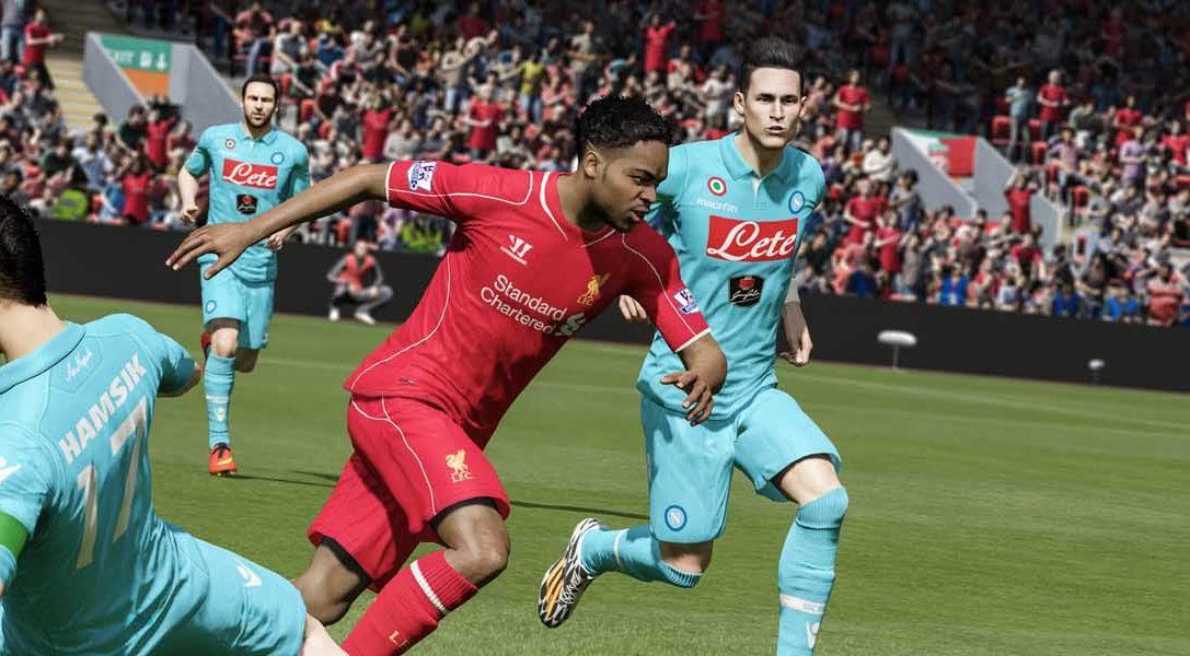 El pack PS Vita + EA SPORTS FIFA 15 llega a las tiendas este mes