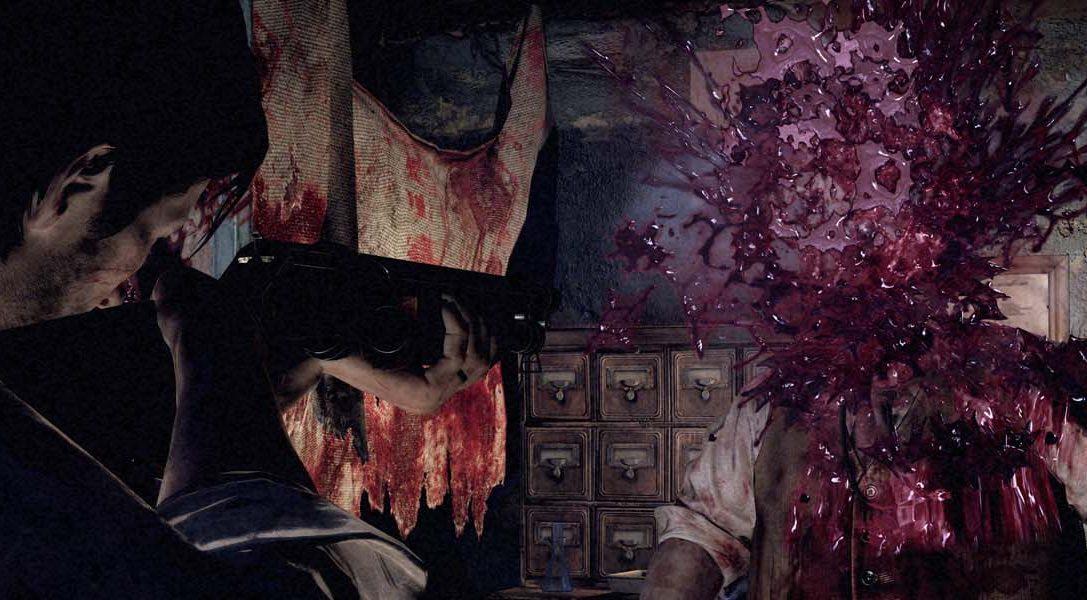 Creando los viscosos y horripilantes efectos sonoros de The Evil Within – nuevo vídeo