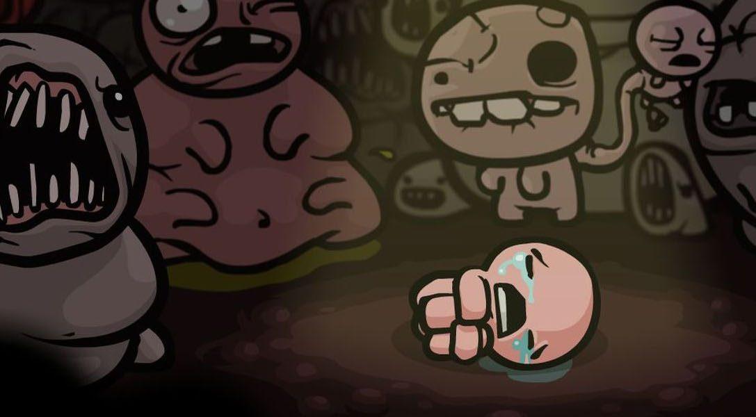 Confirmada la fecha de lanzamiento de The Binding of Isaac: Rebirth para PS4 y PS Vita