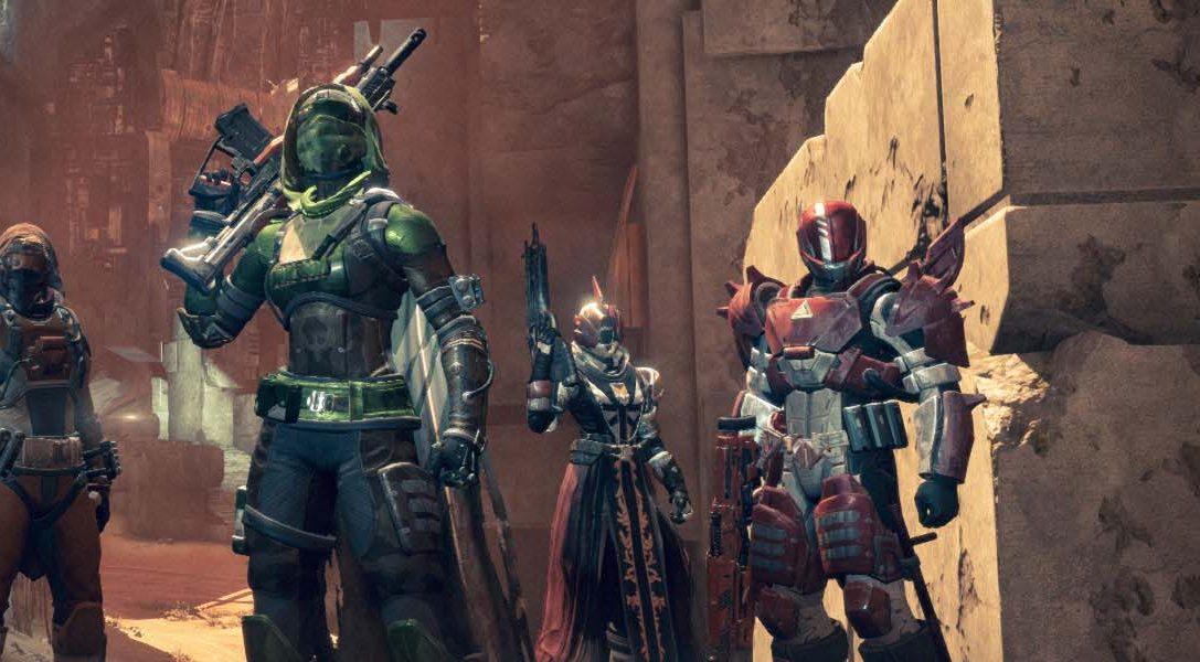 El nuevo vídeo de Destiny muestra el Juego a distancia en PS Vita