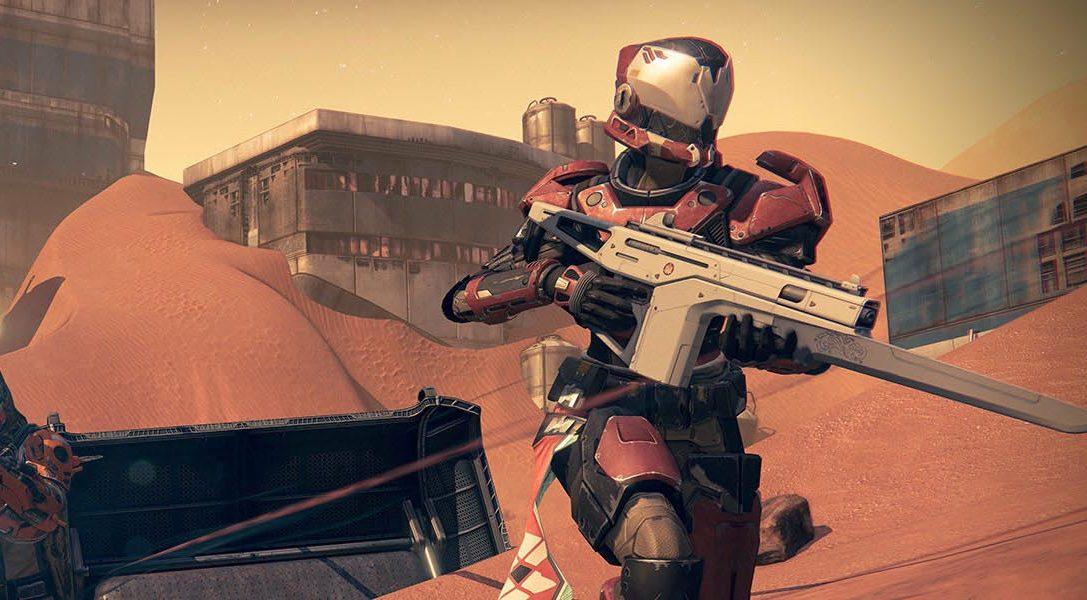El nuevo vídeo de Destiny muestra la misión cooperativa Dust Palace exclusiva para PlayStation