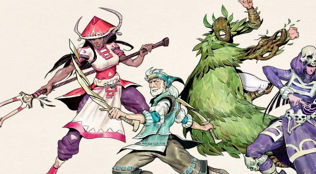 El RPG de acción Moon Hunters llegará a PS4 y PS Vita en 2015