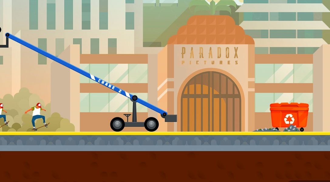 OlliOlli 2: Welcome to Olliwood llegará a PS4 & PS Vita en 2015