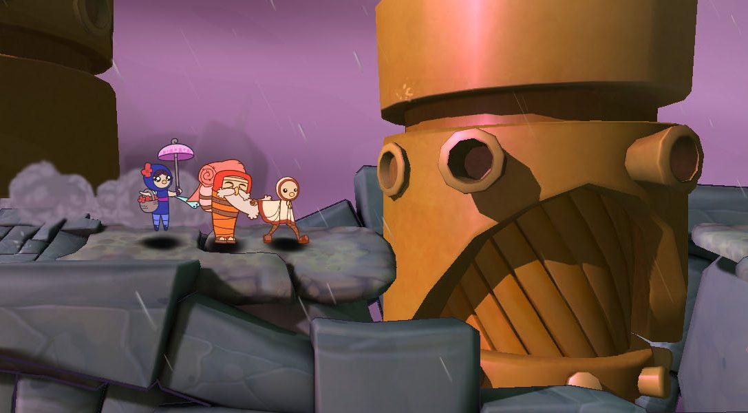 La aventura Shu, dibujada a mano, se anuncia para PS4, PS3 y PS Vita