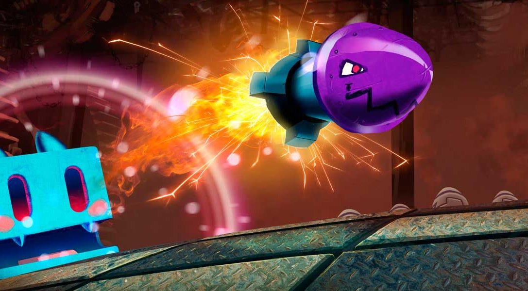 Un nuevo vídeo de Pix the Cat muestra el multijugador frenético en PS4