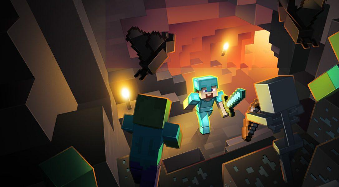 Minecraft PS4 Edition saldrá en formato físico el 3 de octubre