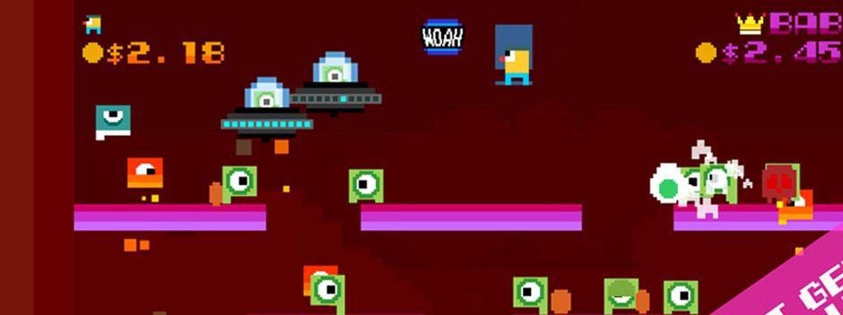 El plataformas arcade Woah Dave! llegará pronto a PS4 y PS Vita