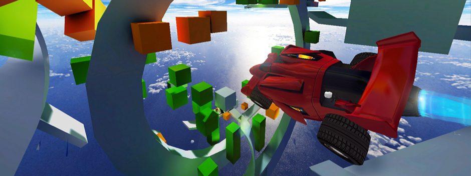 Jet Car Stunts se lanza en PS3 y PS Vita la próxima semana