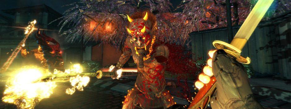 Shadow Warrior abre el telón en PS4 esta semana