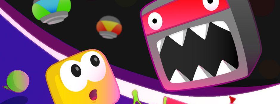 El dodge 'em up arcade Don't Die, Mr. Robot! llega a PS Vita este mes