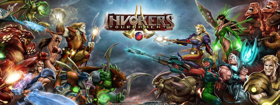 La beta de Invokers Tournament ya está disponible en exclusiva para PS Plus
