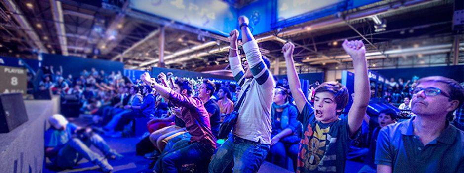 Miles de personas juegan y compiten en Madrid Games Week con PlayStation