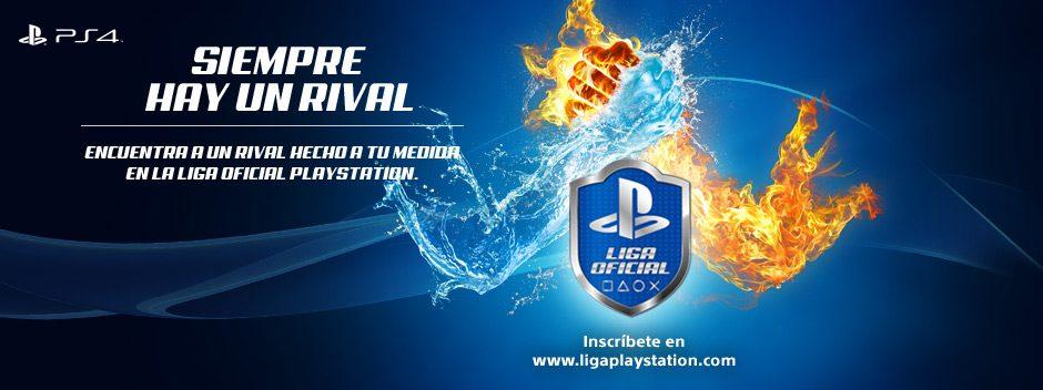 ¡Unirte a la Liga Oficial PlayStation es muy fácil!