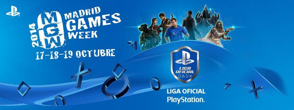 Montones de actividades te esperan en Madrid Games Week con PlayStation
