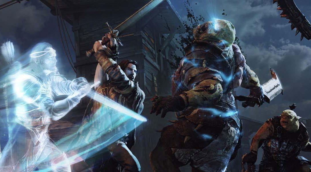 La Tierra-Media: Sombras de Mordor llega hoy a PS4
