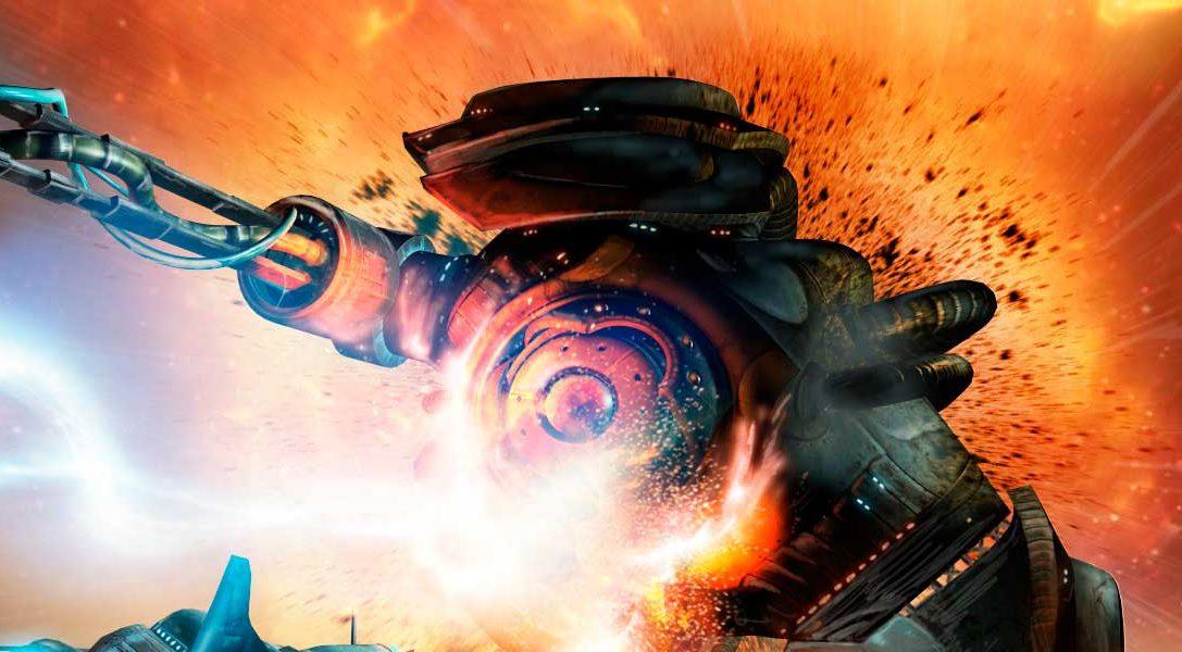 Söldner-X 2: Final Prototype llegará a PS Vita este invierno