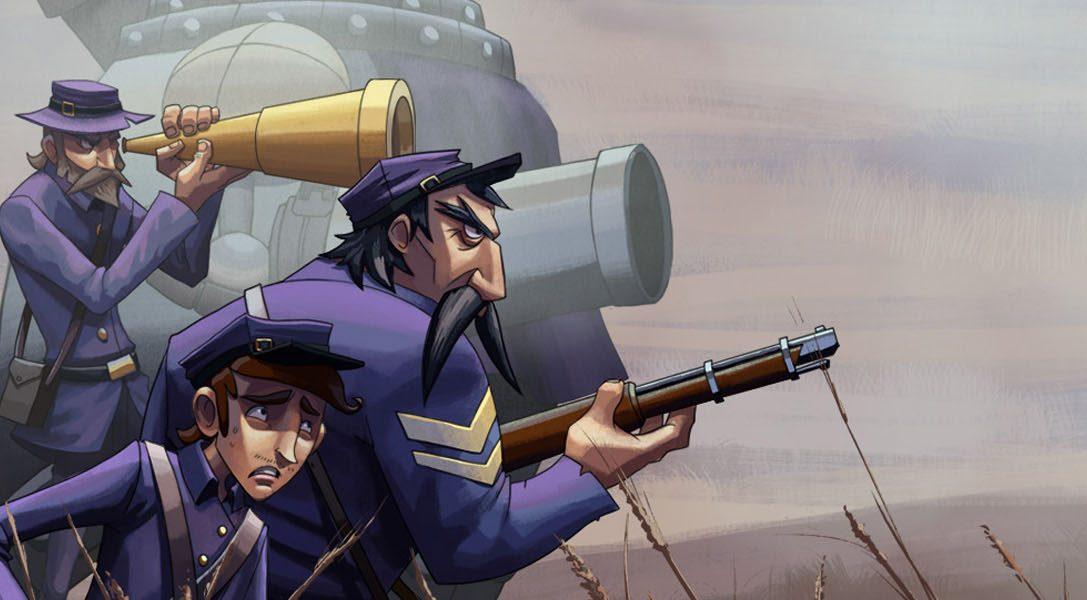 Ironclad Tactics llegará a PS4 a principios de 2015
