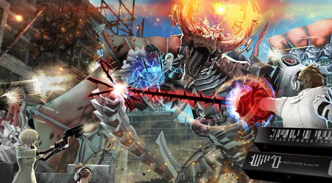 Freedom Wars llega mañana a PS Vita