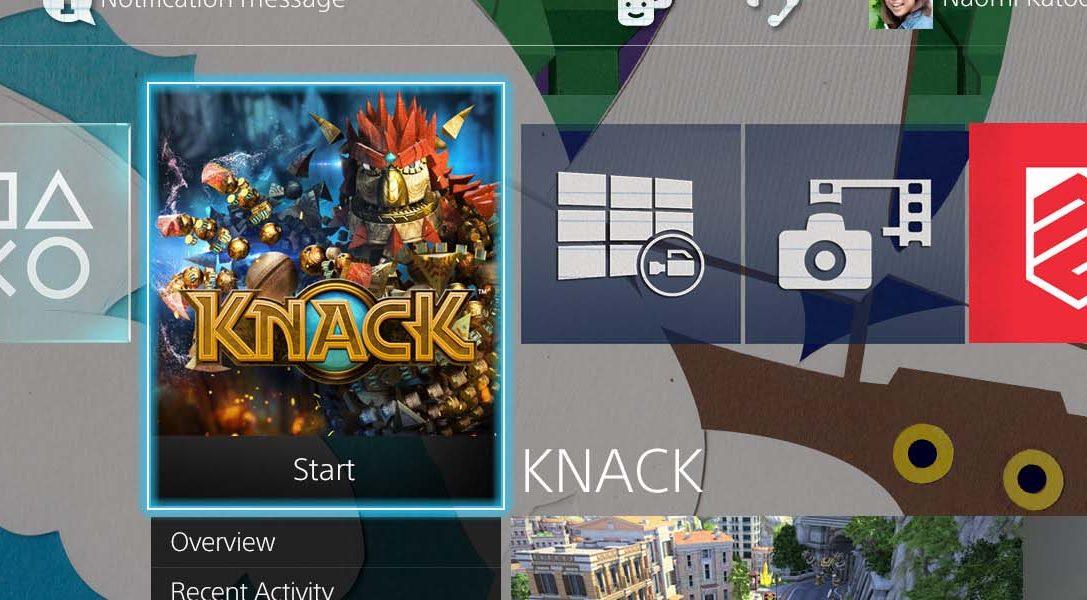 Mañana se lanza la actualización v2.0 del software de PS4