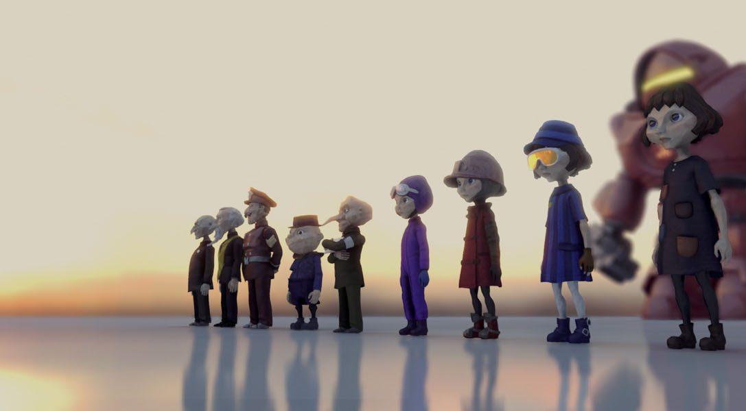 Cómo se han creado los impresionantes y extraordinarios gráficos de The Tomorrow Children para PS4