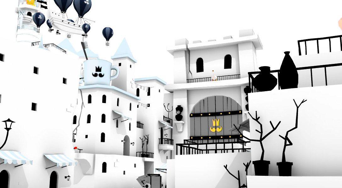 The Unfinished Swan honrará a PS4 & PS Vita con su presencia la semana que viene