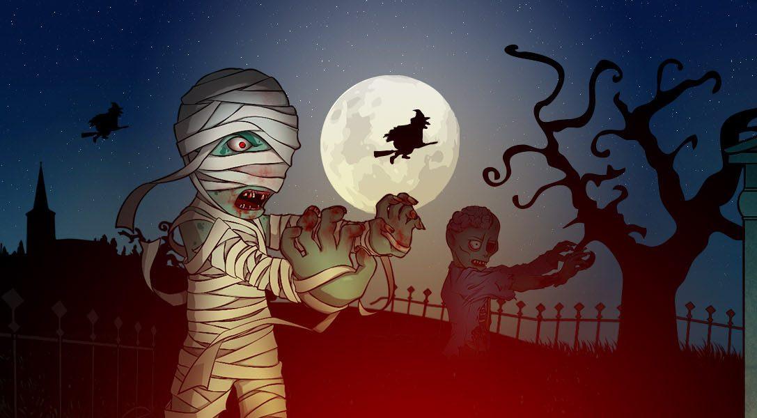 Terroríficos descuentos de Halloween llegan a PS Store esta semana