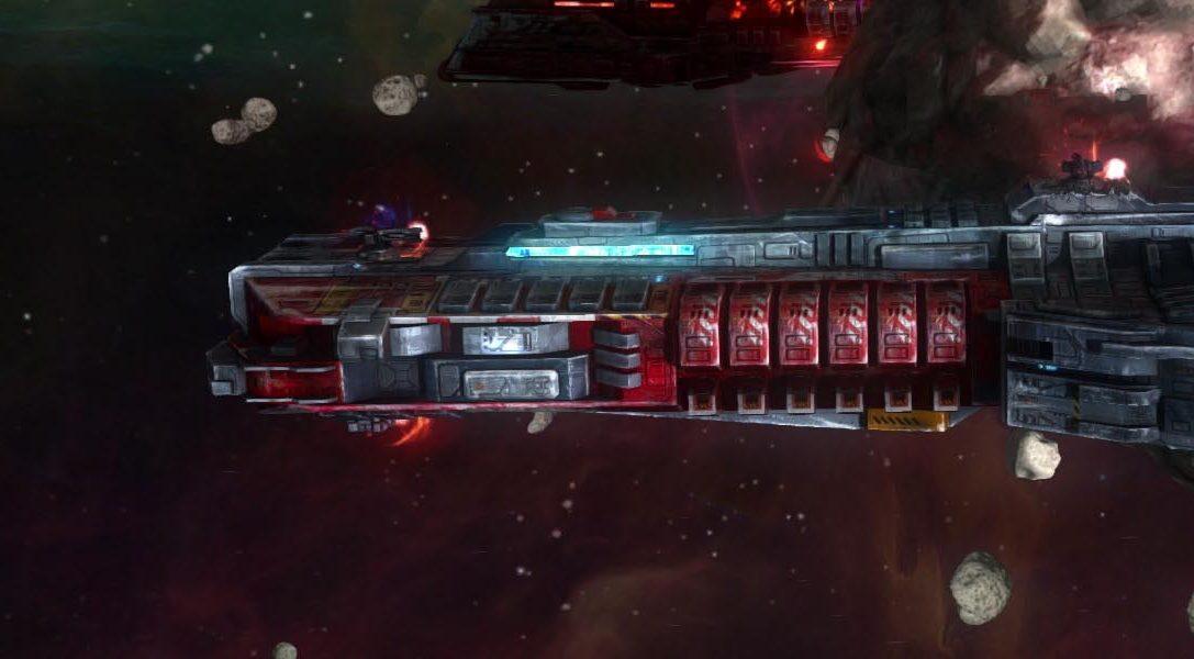 El legendario juego de piratas espaciales Rebel Galaxy llegará pronto a PS4