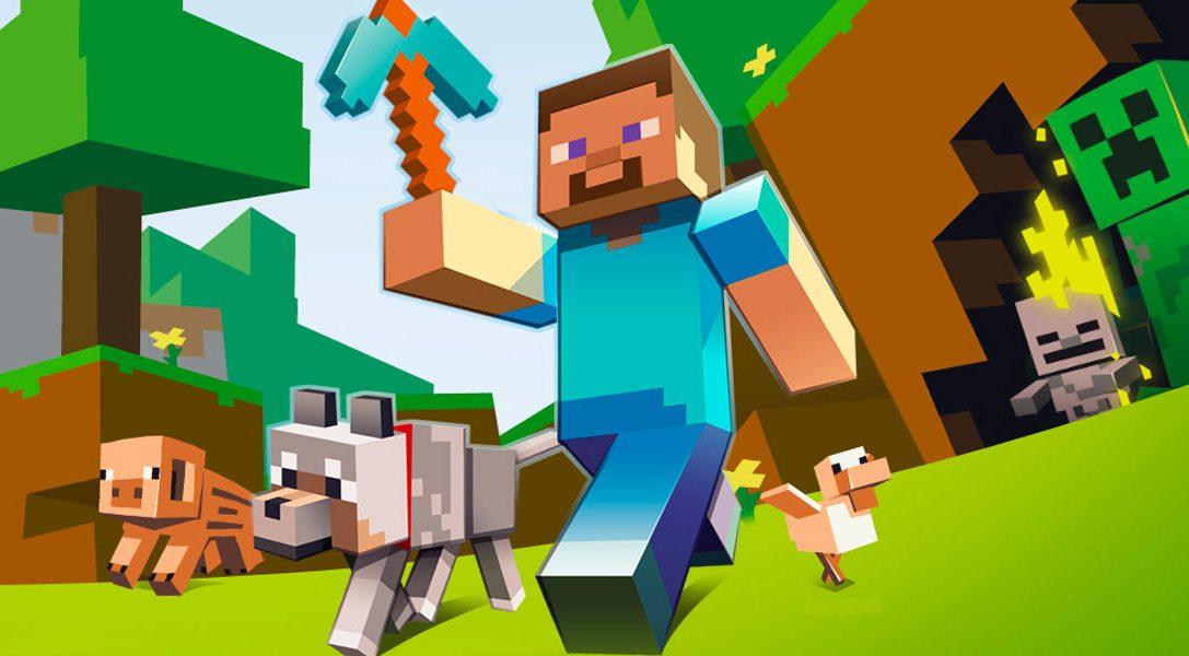 Lo último en PlayStation Store: Minecraft PS Vita, The Evil Within y mucho más