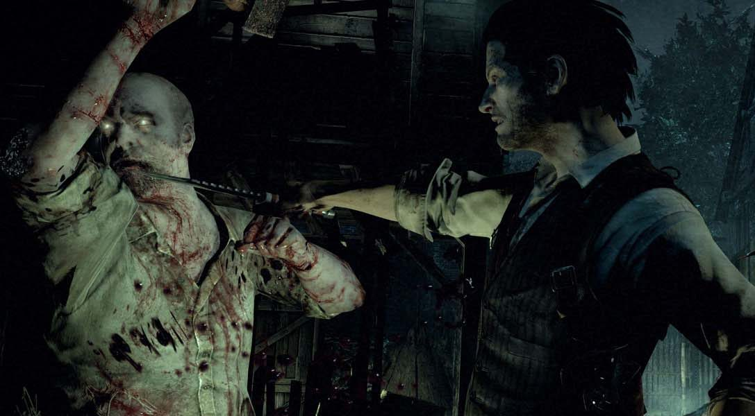 The Evil Within se lanza hoy