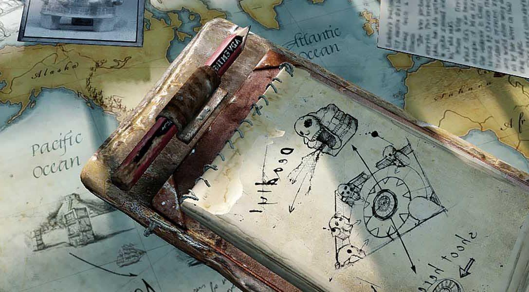 El FPS de PS3, Deadfall Adventures: Heart of Atlantis prepara su lanzamiento de octubre