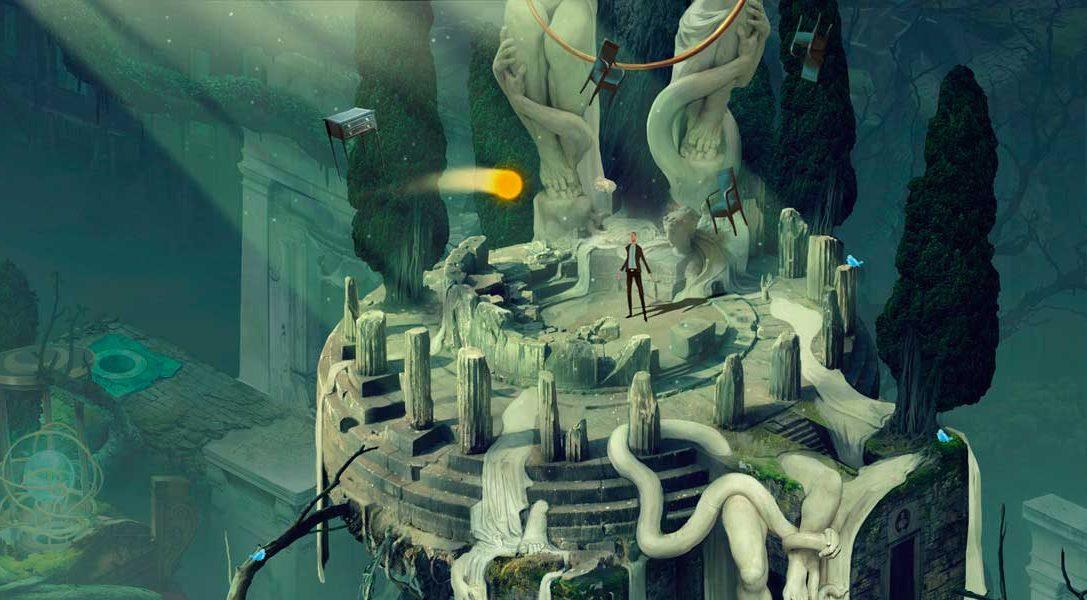 En primicia, el nuevo vídeo de Pavilion, el sorprendente puzle de aventuras para PS4/PS Vita
